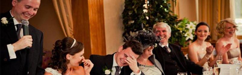 Bryllupstale - hold en super god tale til dit bryllup
