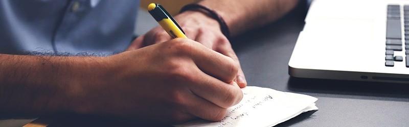 Læs hvordan man skriver den perfekte festtale