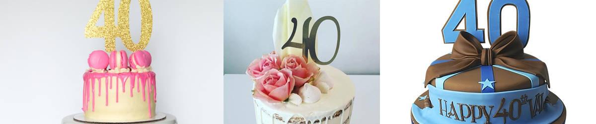 40 års fødselsdag