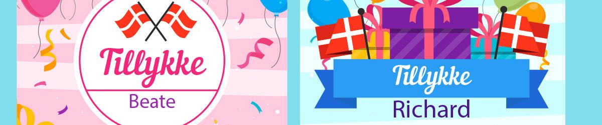 indbydelse til fødselsdag