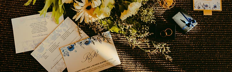 Ideer til bryllup - Her kommer masser af bryllupsideer du kan bruge.
