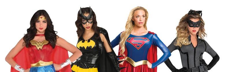 Kostumer til kvinder