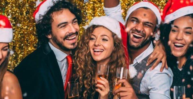 Selskabslege til julefrokost