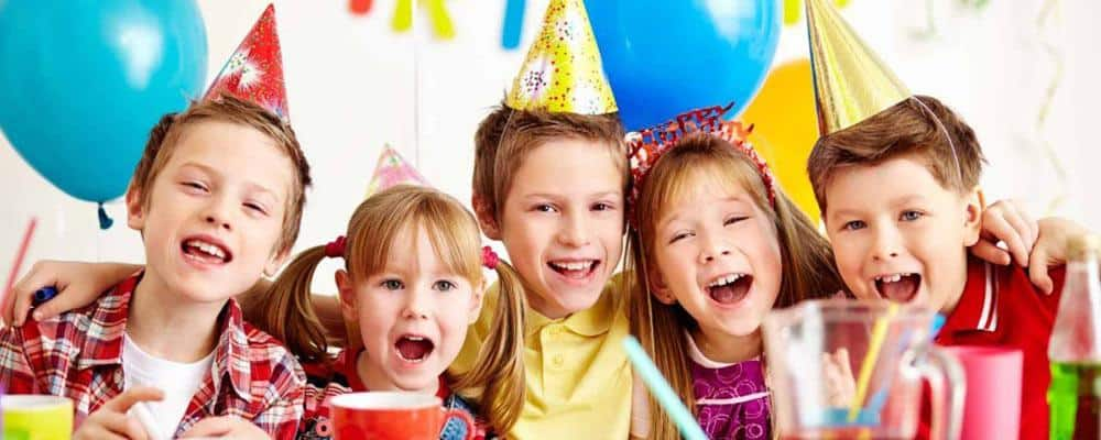 6 års børnefødselsdag
