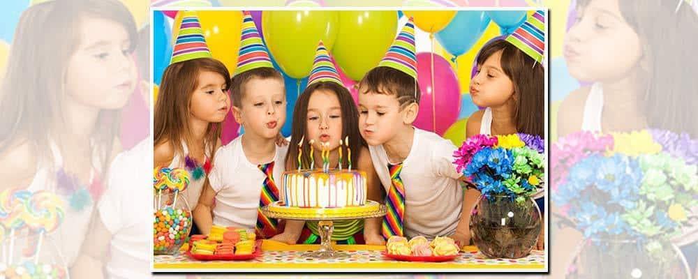 Børnefødselsdag 7 år
