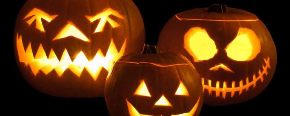 Græskarudskæring til halloween