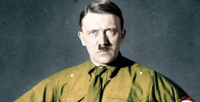 Læs om hvordan Hitler holdte sine taler her
