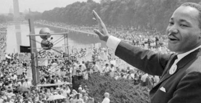Martin Luther King tale - hør den her og læs mere om den