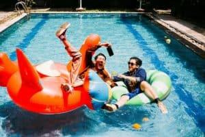 Sjove billeder af ferie