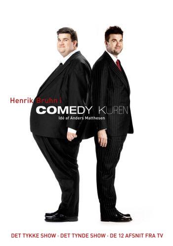 Comedy Kurens DVD-omslag