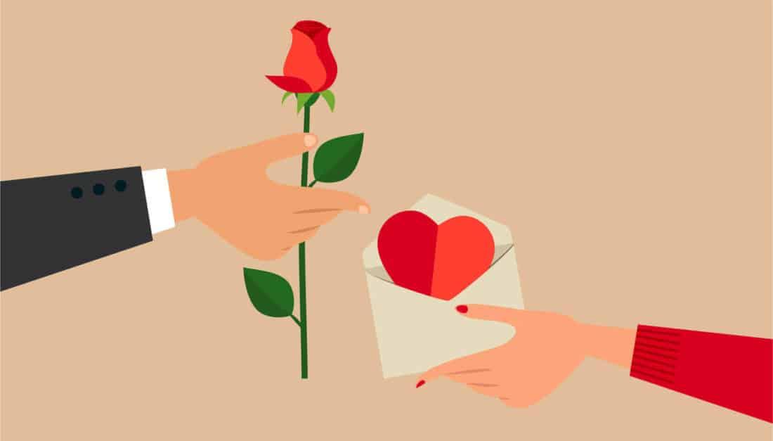 10 Valentinsgaver