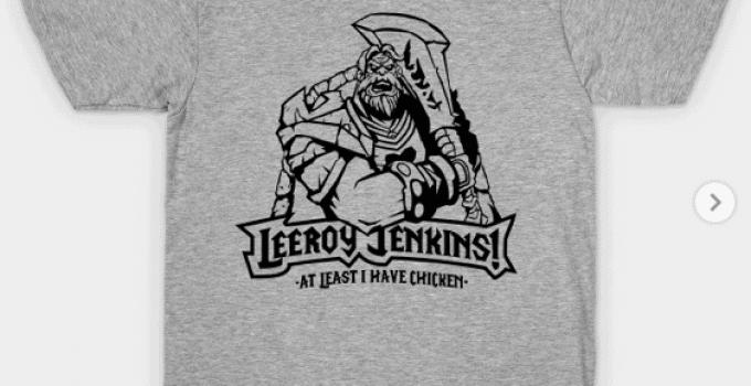 Leeroy Jenkins - et gaming navn går viralt
