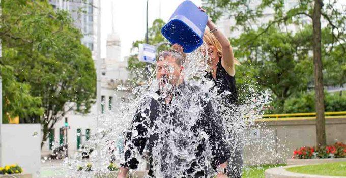 Ice bucket challenge - 1,5 milliarder kroner og en skændsel for klimaet