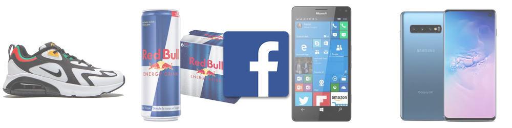 Top 10 firmaer med flest likes på Facebook